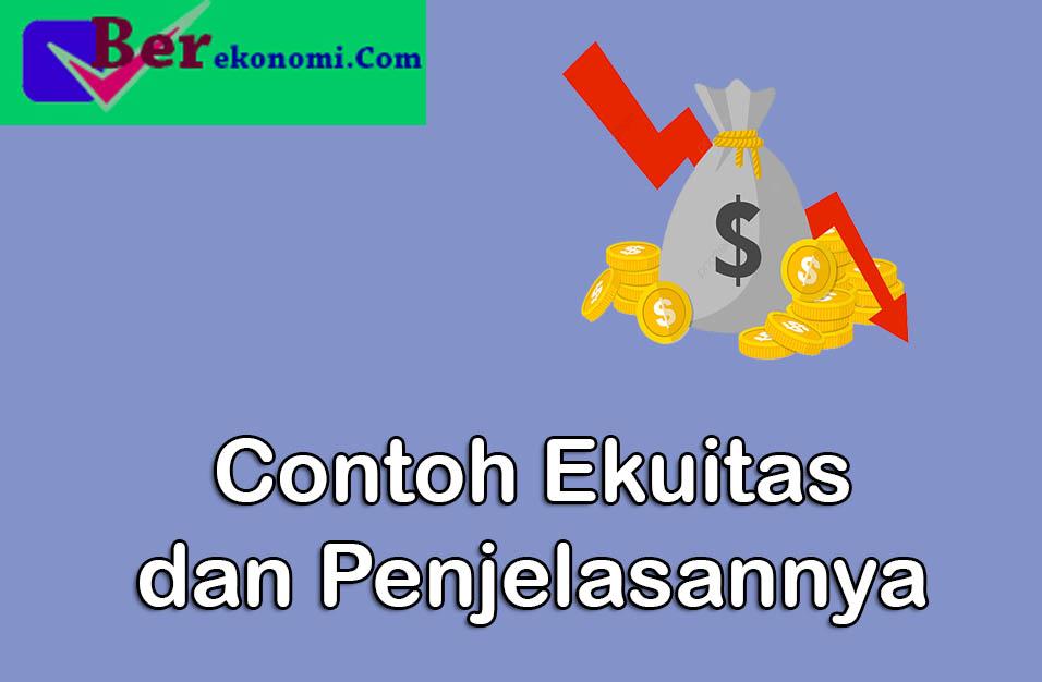 Contoh Ekuitas