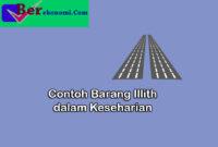 Contoh Barang illith